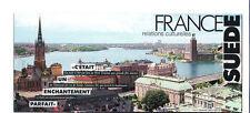 émission commune   FRANCE  Suède  les carnets  1994