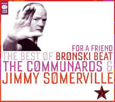 Bronski Beat/The Communards/Jimmy Somerville : For a Friend: The Best of