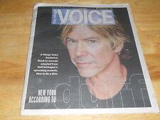 The Village Voice NYC, EXCLUSIVE Duff McKagan, Daveed Diggs Rap Apu Trilogy 2015