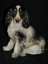 +# A015821_08 Goebel Archiv Muster Hund Dog Cocker Spaniel TMK6 Plombe Glanz