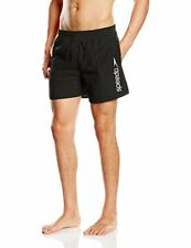 Speedo Scope Short Homme Noir FR M (taille Fabricant M)