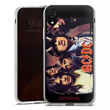 Apple iPhone Xr Silikon Hülle Case - ACDC HIGHWAY