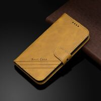 For Motorola Moto G7 Power G7 Play Card Wallet Flip Leather Stand Case Cover