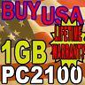 1GB ASRock K8Upgrade-PCIE K8Upgrade-VM800 RAM MEMORY