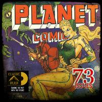 Planet Comics - science Fiction, adventure, action Space Opera -Good girl aliens