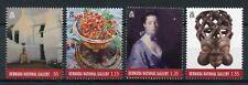 Bermuda 2017 MNH National Gallery 25th Anniv 4v Set Art Paintings Stamps