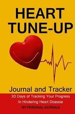 Diet Journals: Heart Tune up Diet Journal : The Journal to Track Your...