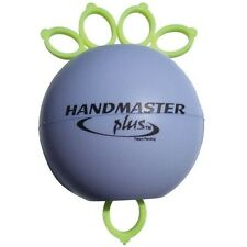 HANDMASTER PLUS Purple SOFT Hand, Forearm & Wrist Exerciser ALL IN ONE Free Ship
