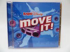 Radio Disney Move It! CD ♫ Various Artists
