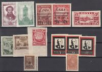 BE5792/ RUSSIA – 1924 / 1937 MINT MH SEMI MODERN LOT – CV 285 $