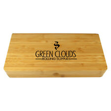 Portable Bamboo Rolling Tray Magnetic  * Free Shippping*