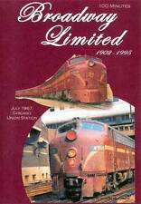 Broadway Limited 1902-1995 DVD NEW Penn Central Amtrak Pennsylvania Railroad