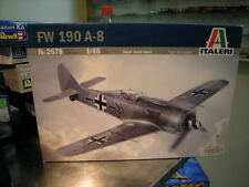 1:48 Italeri FW 190 A-8 Nr. 2678 OVP