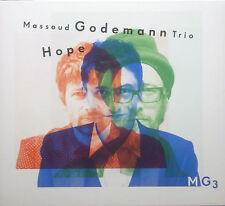 CD MASSOUD GODEMANN TRIO - hope