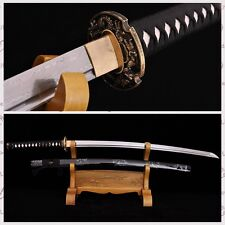 HIGH QUALITY JAPANESE DRAGON SWORD SAMURAI KATANA FULL TANG BLADE CAN CUT BAMBOO