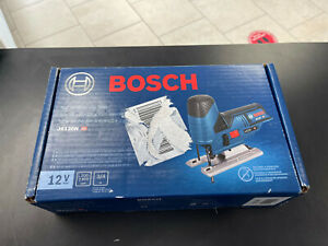 "Bosch Barrel-Grip Jig Saw JS120N 12V Max Tool-Only 3/4"" Stroke Length New Sealed"