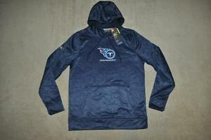 Tennessee Titans NFL Combine Under Armour Storm Fleece Printed Hoodie Mens