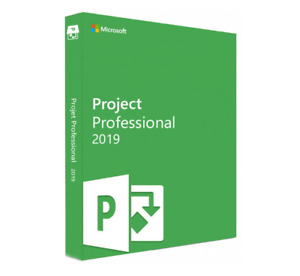 Project 2019 Professional genuine Key Activation License Instant Delivery
