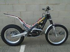 Sherco 290 Trials bike sweet