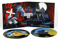 Harry Sukman Salem's Lot Soundtrack Vampire Cloak Swirl 2 X Vinyl LP Waxwork New