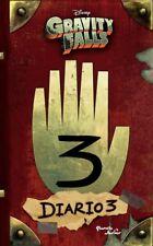 GRAVITY FALLS DIARIO 3 by DISNEY  (Edición Español - Mexico)