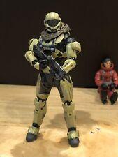 Mcfarlane Halo 3 Reach Video Game Action Figure Spartan Hazop Infection Green