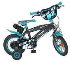 8ff369be5c Bici Bicicletta Per Bambini da 12'' Vulcano Blue Ice Eta' 3-5