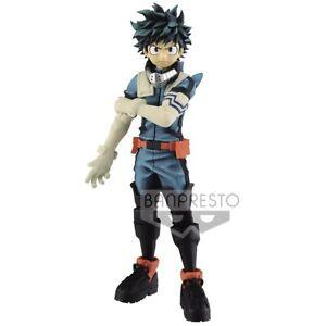 NEW! Banpresto My Hero Academia Izuku Midoriya Texture Figure