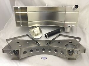 Ford Escort Mk1/Mk2 Alloy Injection Fuel Tank & Stand - Rally race track car