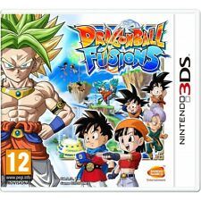 Dragon Ball Fusions Nintendo 3ds UK PAL