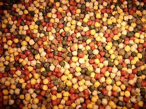 Koifutter 15 kg 5 Sorten Mix Koi Fischfutter Ganzjahresfutter Goldfischfutter