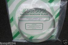 """EUROPA CARBON FLEX BANDSAW BLADE 2095MM X 1/2"""" X 6 TPI TO FIT DEWALT DW738 DW739"""