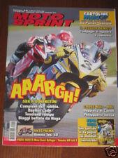 MOTOSPRINT 2007/14 MOTO GUZZI BELLAGIO YAMAHA WR 450 F