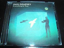 Paul Dempsey / Something For Kate – Everything Is True CD - Like New