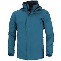 The North Face Men Resolve Herren Jacke blue T0AR9TM19 Outdoor Regen Windjacke