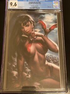 Vampirella #10, Sad Lemon Comics Edition, CGC 9.6