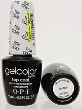 Soak Off Gelcolor - opi TOP COAT GC 030 .5oz/15ml