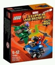 BRAND NEW & SEALEDLEGO Super Heroes 76064: Mighty Micros: Spider