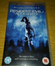 Resident evil apocalypse playstation portable #retrogaming freeUK post psp