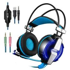 EACH GS700 Pro Gaming Headset HiFi Headphone for PS4 New Xbox One PC with Mic