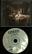 Fates Warning Parallels CD Reprise / Metal Blade press