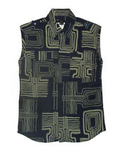 Exte It Tierre Unisex Shirt, Size 36/50 Made in Italy