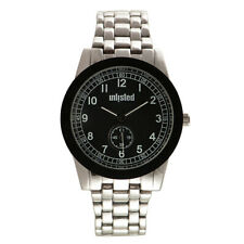 Kenneth Cole Unlisted Mens Stainless Steel Watch UL0597 Special Edition