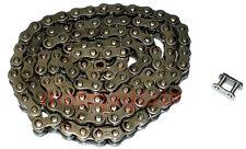 MZ rt125/1 rt125/2 rt125/3 CATENA 116 anelli catena a rulli per RT motore 125 1 2 3