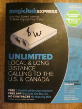 MAGICJACK EXPRESS DIGITAL PHONE SERVICE INCLUDES 3 MONTHS OF SERVICE (K1103)