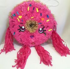 Doughnut Pinata, Can be used for Shopkins Theme Party!