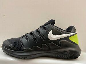 Nike Vapor X Junior Boys Tennis Shoes UK 4.5 US 5.5Y EUR 37.5 REF 1035=