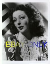 LORETTA YOUNG, VINTAGE PHOTO PORTRAIT, FROM ORIGINAL NEGATIVE, DOUBLE WEIGHT