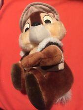 DISNEYLAND Paris Chip Chipmunk Rescue Rangers Giocattolo Morbido Peluche Animale Figura Bambola