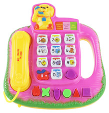 Telephone for Kids, Children's Pretend Play Phonephone Colorful Assorted Colors!